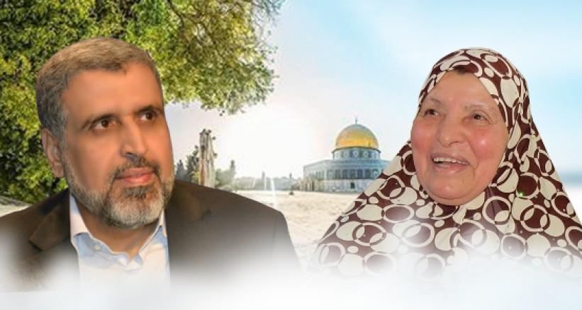 İslami Cihad lideri Şallah'tan Ümmü Rıdvan için Taziye Mesajı