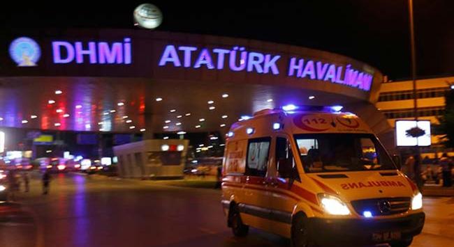 Atatürk Havalimanı Saldırısıyla ilgili Başakşehir'de Operasyon