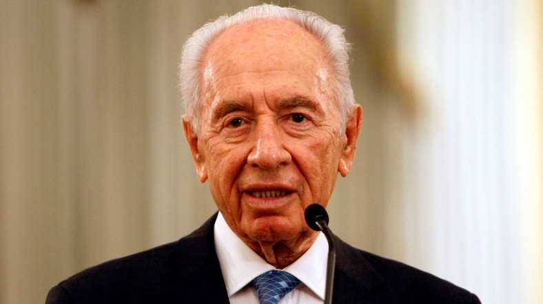 Şimon Peres: Erdoğan'ı Taktir Ediyorum