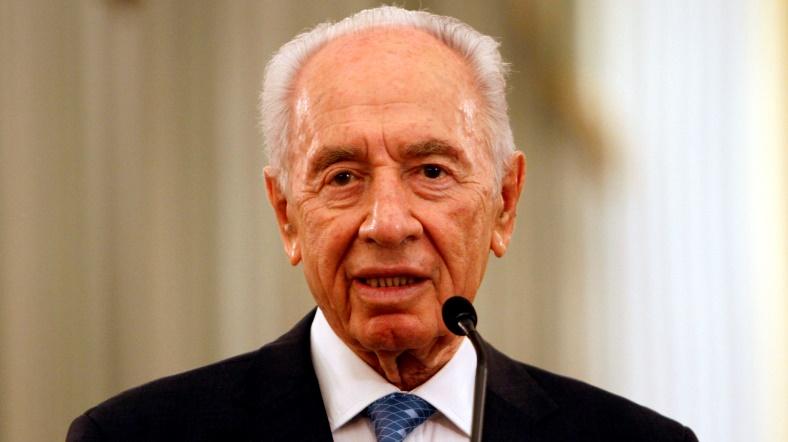 Şimon Peres Felç Geçirdİ