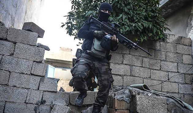 Başkale'de 2 PKK'lı Öldürüldü
