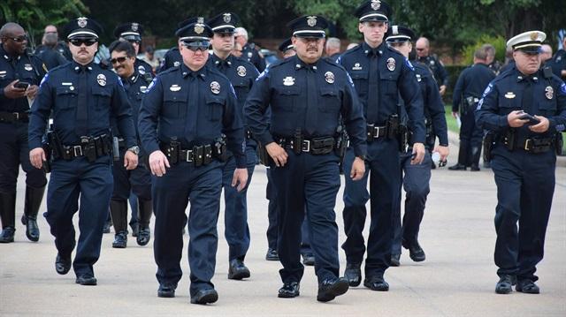 2016'da 26 ABD polisi öldü