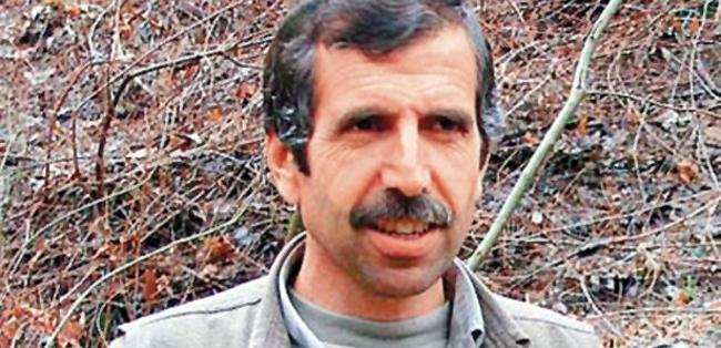 Bahoz Erdal' kod adlı Fehman Hüseyin Öldürüldü