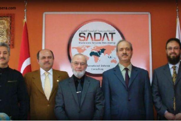 SADAT'ın Kurucusu, Erdoğan'ın Başdanışmanı Oldu