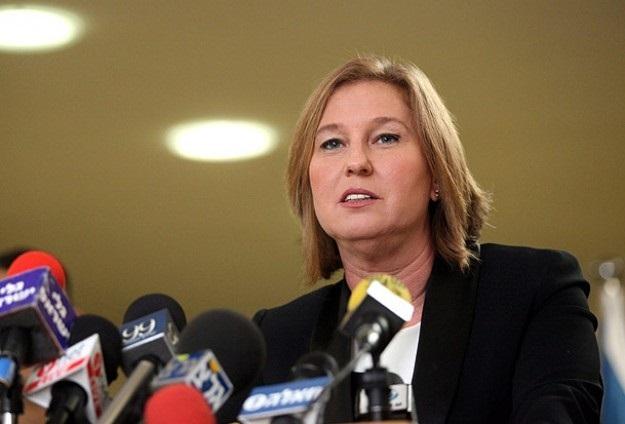 İsviçre'den Tzipi Livni'ye Dava Şoku