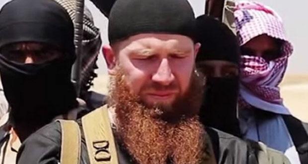 IŞİD Ömer Şişani'nin Öldürüldüğünü Duyurdu
