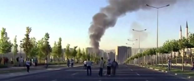 Darbeciler Beştepe'yi Jetlerle Bombaladı: Beş Ölü