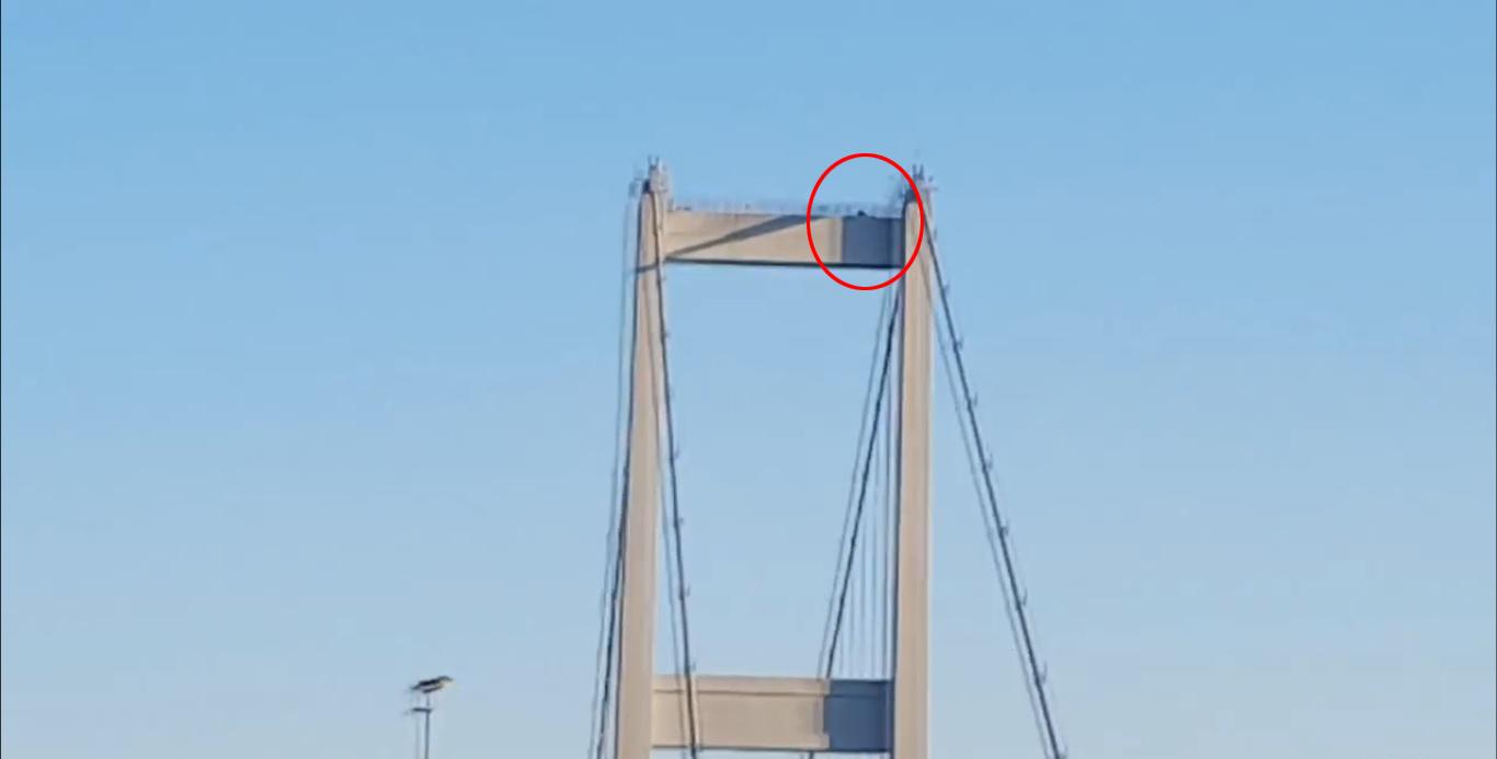 Boğazİçi Köprüsünde Sniper Dehşeti