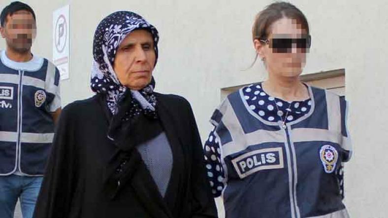 Aliye Boydak Tutuklandı