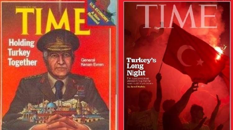 Time Dergisinden Skandal Kapak