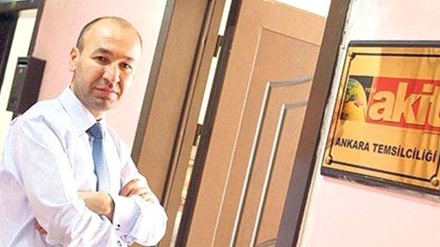 Vahdet Gazetesi'nin Kurucusu  Gözaltında