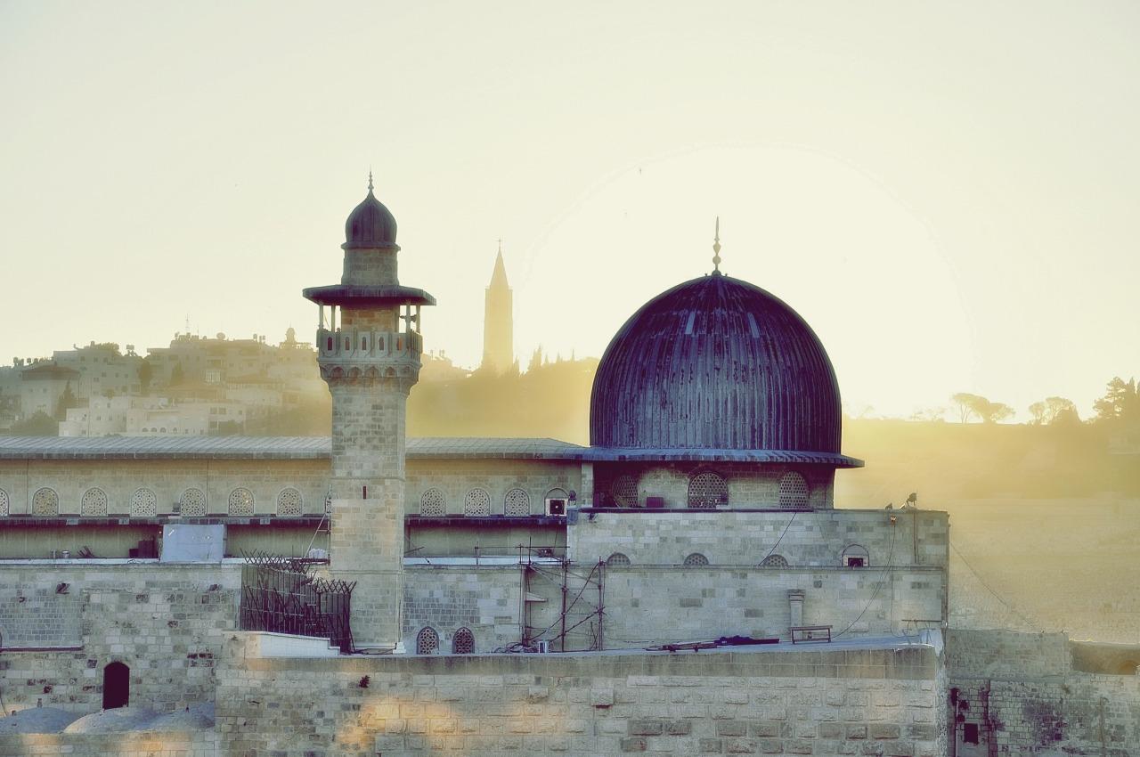 Müslüman Uyuma Aksa'ya Sahip Çık (Eyleme Davet)
