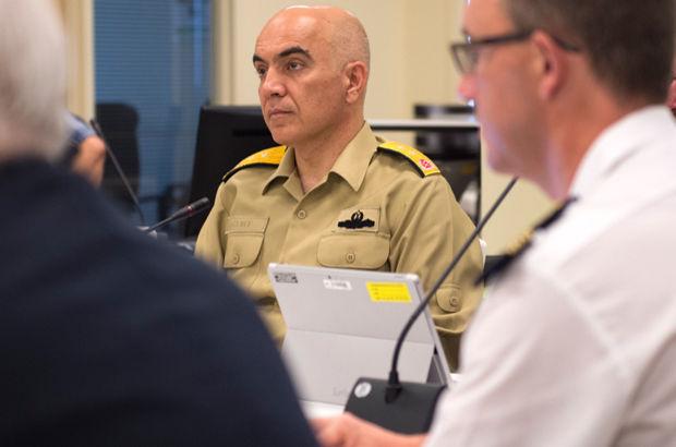 FETÖ Firarisi Komutan NATO Toplantısında