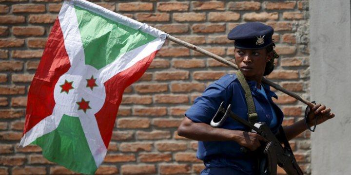 Burundi'de Şiddet Olayları
