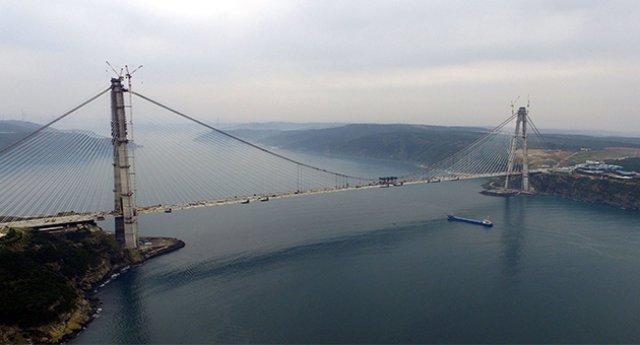 Yavuz Selim Köprüsü Ücretleri Belli Oldu
