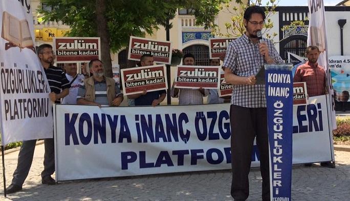 Konya İnanç Özgürlükleri Platformu 466. Hafta: 'Muhbirlik Bir Hastalıktır'