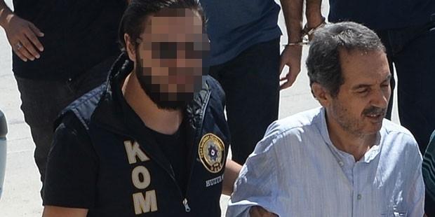 Ali Ünal tutuklandı