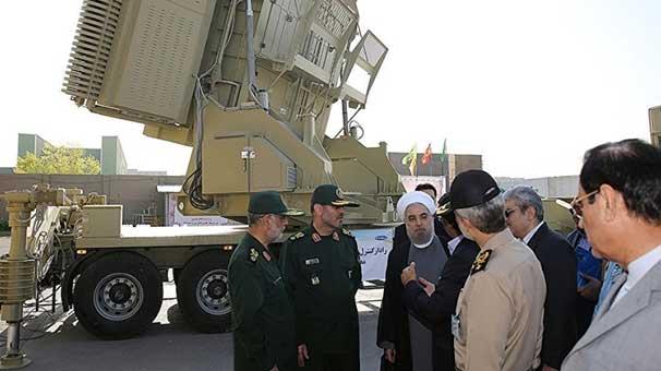 İran, Hava Savunma Sistemlerini Görücüye  Çıkardı