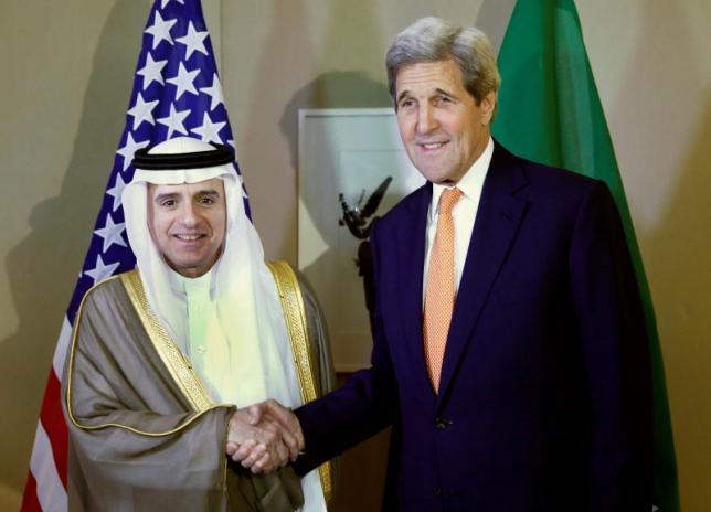 Kerry, Yemen ve Suriye için Suudi Arabistan'da