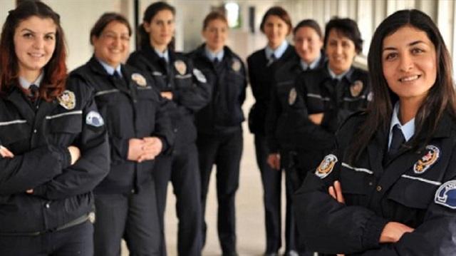 Polislere Başörtüsü Serbest