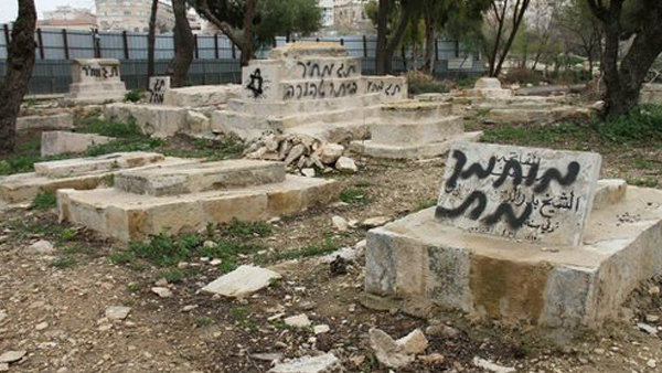 Siyonistler  Tarihi Mezarlıkta  Bira Festivali Düzenleyecek