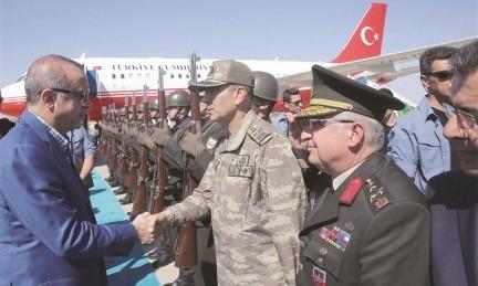 Türkiye ile Suriye'den Anlaşma Yönünde  ilk Adım