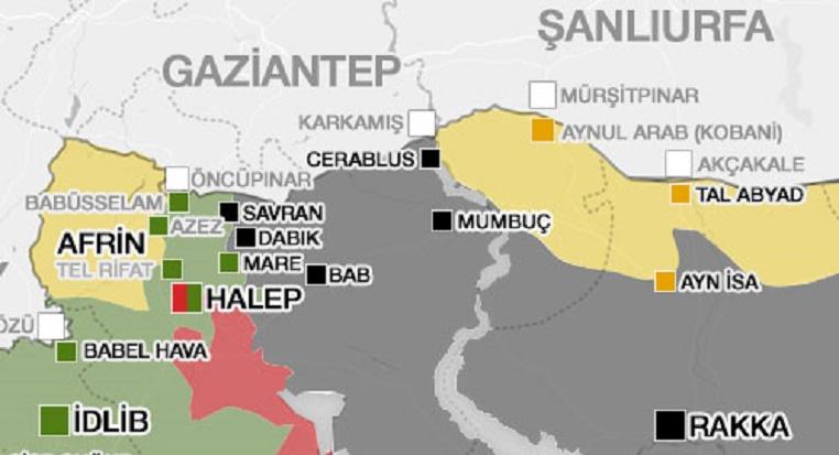 FT: Kürtler Devlet Hayalinden Uzaklaşıyor