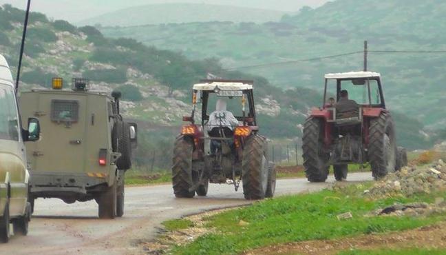 Gaspçı Siyonistler Filistinlilerin Mallarına El Koydu