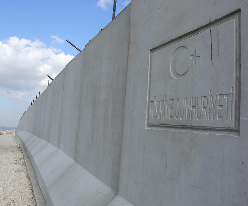 Suriye Sınırı, Tamamen Duvarla Örülecek!