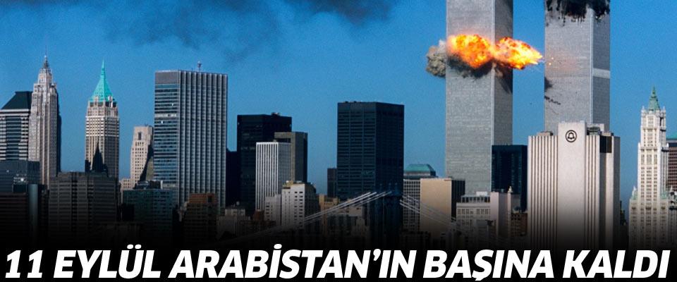 """""""11 Eylül Yasası"""" Sonrası ABD'den Suudi Arabistan'a İlk Dava"""