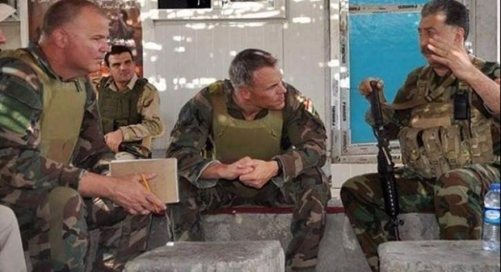 ABD'den  İran'daki Ayrılıkçı Kürtlere Silah Yardımı