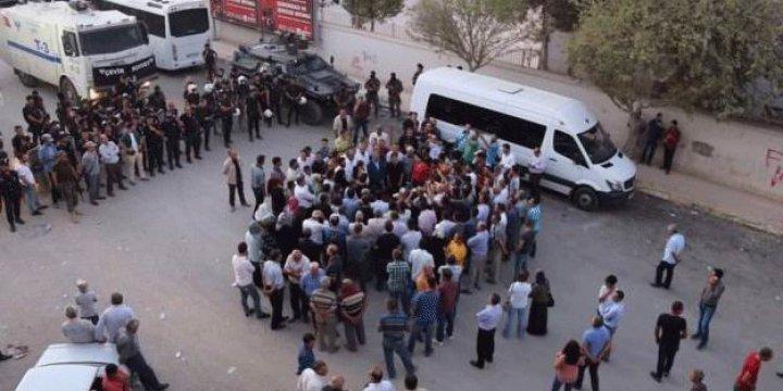 HDP'ye Halk Tokadı