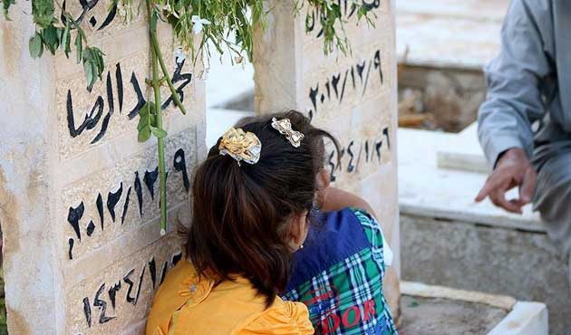 Suriye'de Buruk Bayram