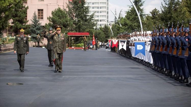 Rusya G.Kurmay Başkanı Türkiye'de