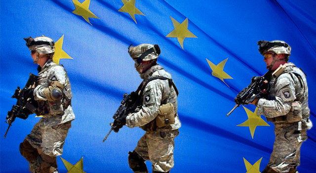 Avrupa Birliği'nde Ortak Ordu Sinyali