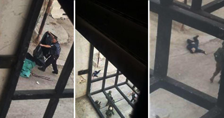 Siyonistler El-Halil'de 25 Yaşındaki Genci Şehid Etti