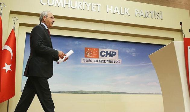 CHP'den Skandal Bildiri
