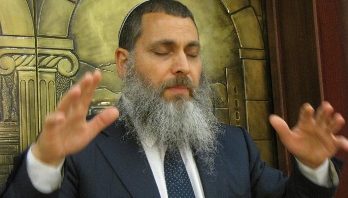 Siyonist Haham'dan Sisi'ye Teşekkür