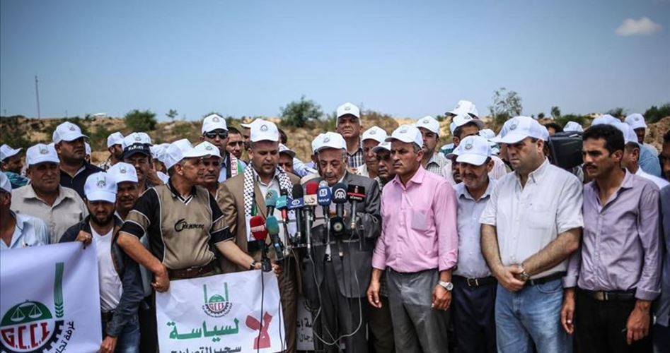 Gazze'de Abluka  Kalkmadı Aksine  Büyüyor  !