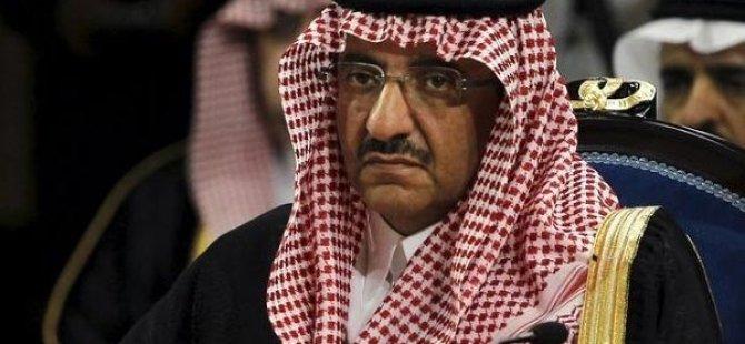 Suudi Arabistan Veliaht Prensi Türkiye'ye Geliyor