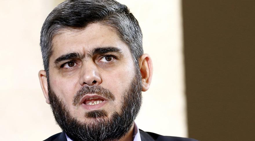 Ceyşu'l İslam' lİderi: İsrail'le Savaşmak istemiyoruz!
