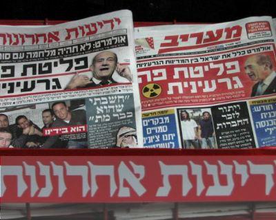 Maariv Gazetesi Arap Ülkelerine Rol Biçti
