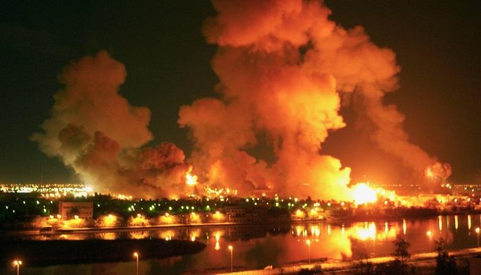 Özgürlükler Ülkesi Irak'a Sahip Çıktı !