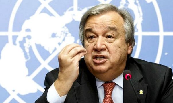 Hamas: Guterres'in Gazze'yi Ziyaret Etmesi Önemli Bir Adım