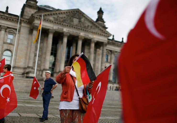 Rapor: Almanya'da İdam Referandumu Yapılamaz