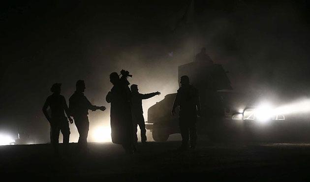 Musul'da Çatışmalar Şiddetlendi
