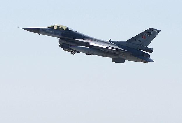 TSK'dan Metina'ya İkinci Hava Harekatı