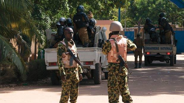 'Burkina Faso'da Darbe Girişimi Engellendi'