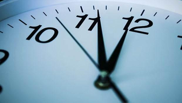 Yaz Saati Uygulamasına Yürütmeyi Durdurma Kararı