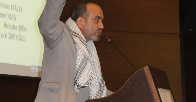 Nurettin Şirin: İslam Ülkeleri Düşmanlarını İyi Tespit Etmeli